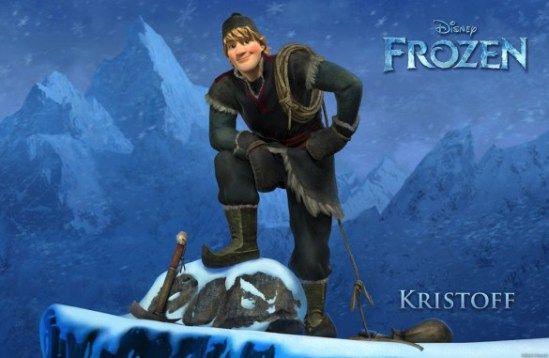 Kristoff from FROZEN: Disney Movies, Kids Movies, Kristoff, Favorite Movies, Disney Pixar, Things Disney, Frozen Movie, Disney Characters, Disney Frozen