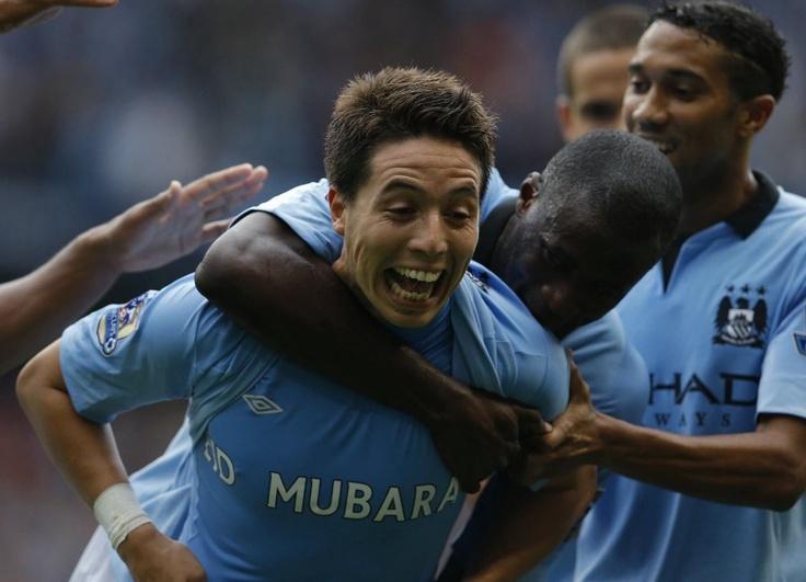 #SamirNasri #Manchester#City #EidMubarak
