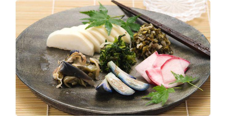 Acar Tradisional Penambah Citarasa Makanan Jepang http://www.perutgendut.com/read/acar-tradisional-penambah-citarasa-makanan-jepang/3604 #Food #Kuliner #Japan