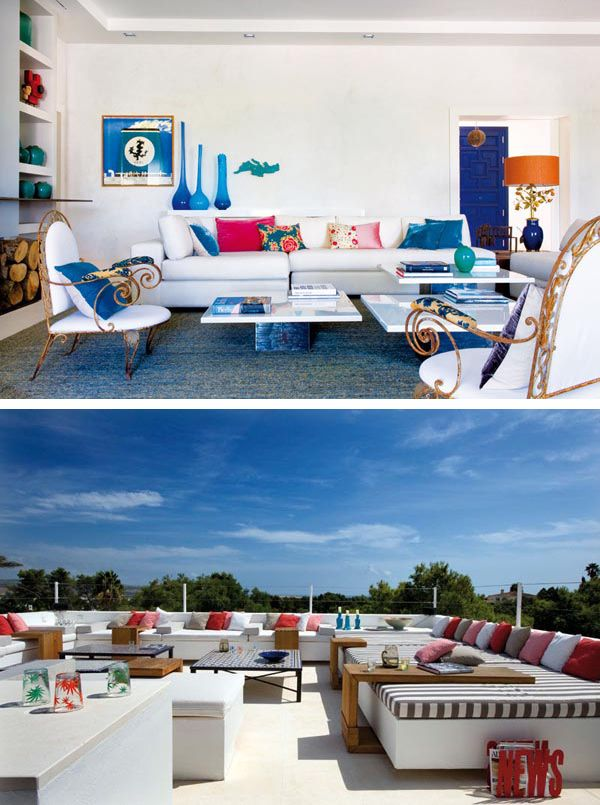 A MEDITERRANEAN HOLIDAY HOME IN CADIZ, SPAIN | THE STYLE FILES