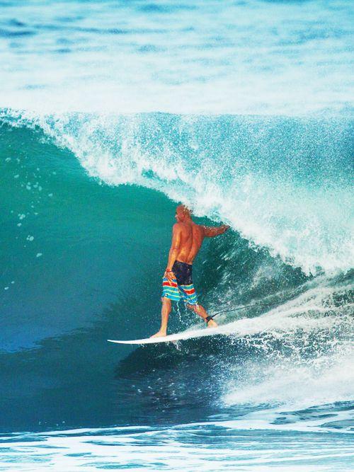 Kelly Slater... Bali...