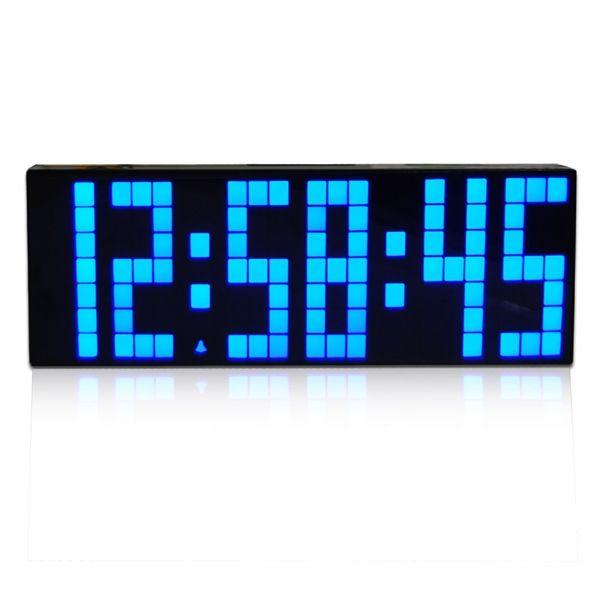Venta Al Por Mayor Digital Enorme Grande De La Cuenta Descendiente Del Led Temperatura Calendario Temporizador De Pared Del Reloj Del Reloj De Pared Led World Alarm Clock Desde Ck_rain, $23.93 En Es.Dhgate.Com | Dhgate