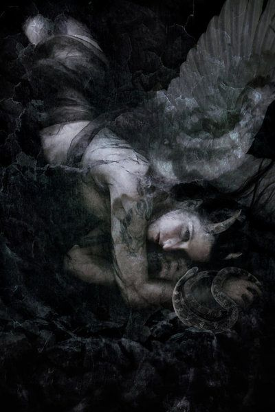 фото падшего ангела разума второго света