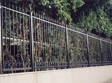 17 Best Ideas About Metal Fence Panels On Pinterest