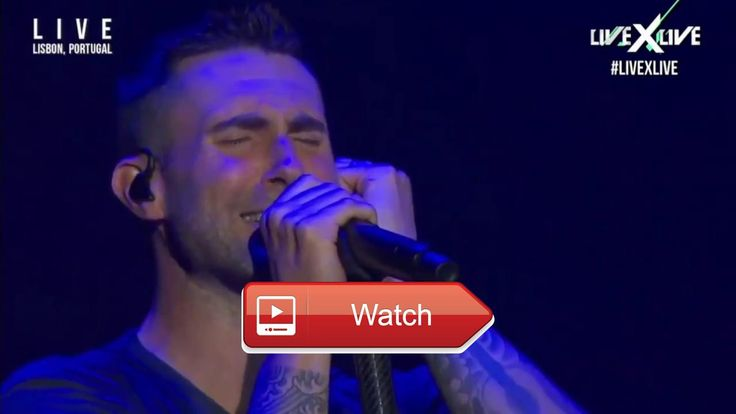 Maroon Lost Star Adam Lavigne Live Performance  Live Performance Rock in Rio 1 Adam Lavigne Lost Star
