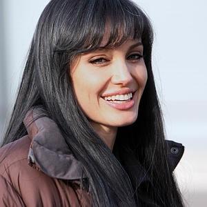 """Angelina Jolie as """"Evelyn Salt"""""""