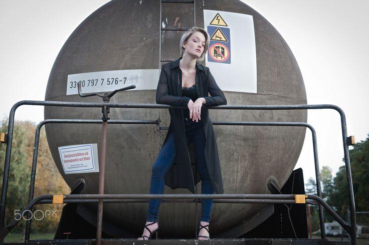 Zoe - Photoshoot Zoe