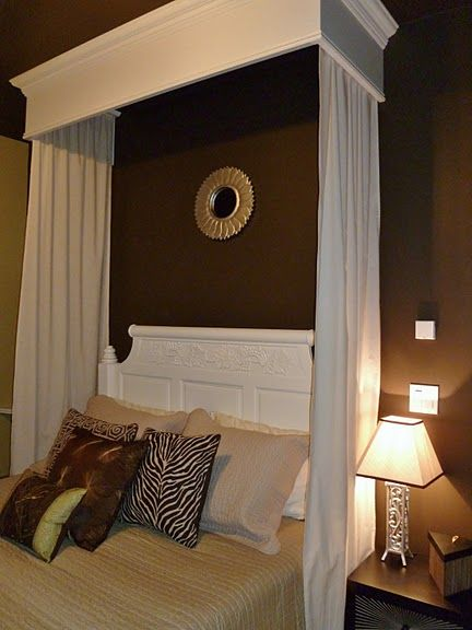 1000 images about master bedroom on pinterest silver bedroom closet and chocolate brown walls Brown walls in master bedroom