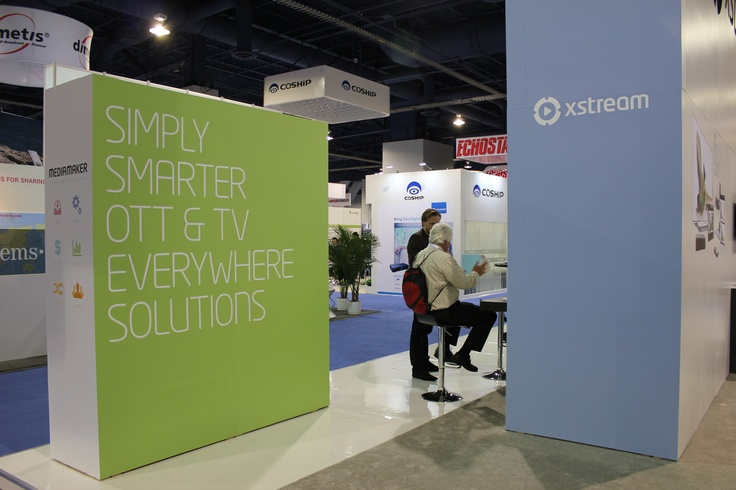 Simply Smarter #OTT and #TVEverywhere Solutions #Xstream #NABshow 2013