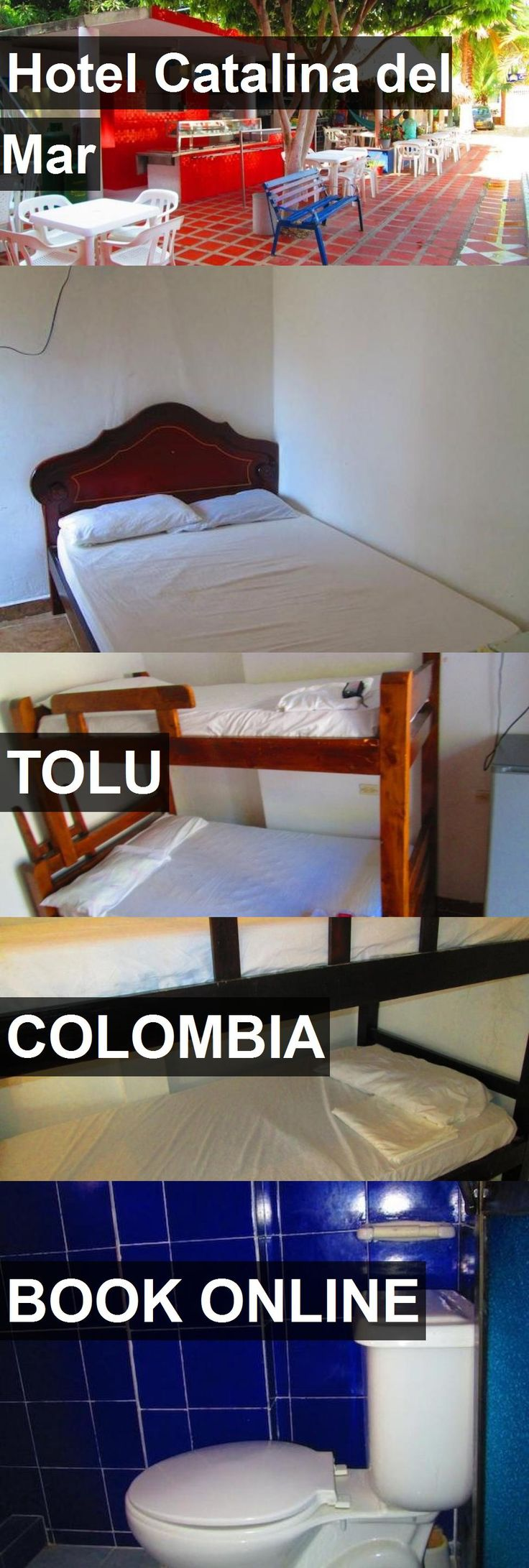 Hotel Catalina del Mar in Tolu, Colombia. For more information, photos, reviews and best prices please follow the link. #Colombia #Tolu #travel #vacation #hotel