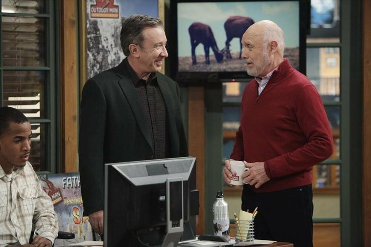 """Last Man Standing""  Tim Allen's comedy will return for season 4. Read more: http://www.businessinsider.com/tv-shows-renewed-2014-2014-5#ixzz31nXH2Wht"