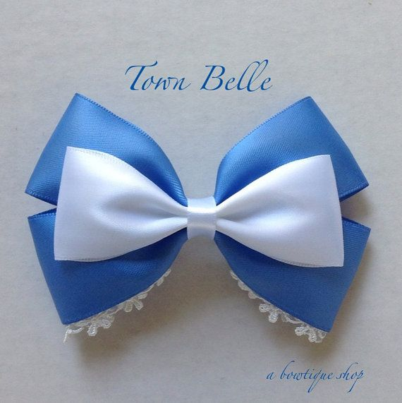 town belle hair bow