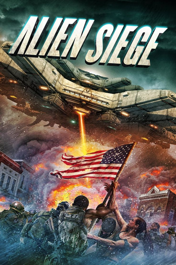Alien Siege (2018) Hindi Dubbed DVDRip DVDscr HD Avi Movie