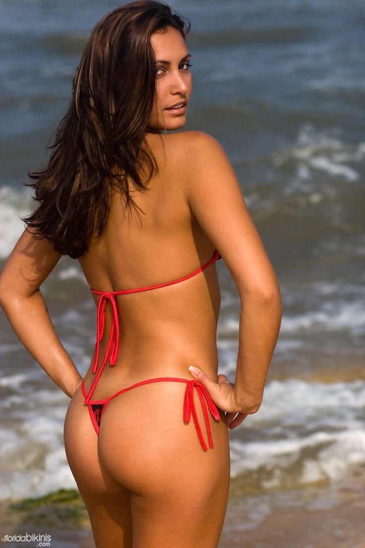Bikini Butt Thong 57