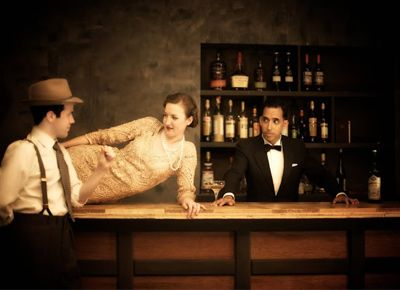 The Speakeasy Brings The Roaring Twenties To Life | Arts + Culture | PureWow San Francisco - SPEAKEASY THEATER