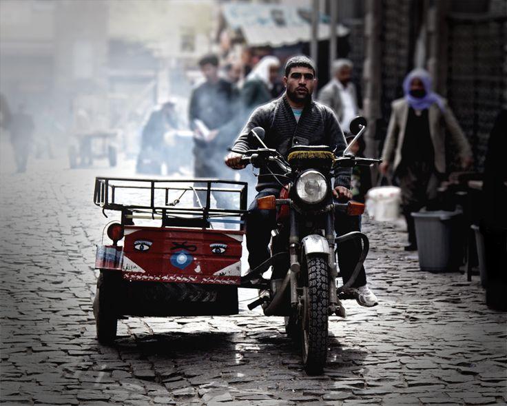 Diyarbakır Motorcusu