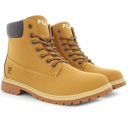 Fila - Boots Maverick Mid Moutarde - LaBoutiqueOfficielle.com