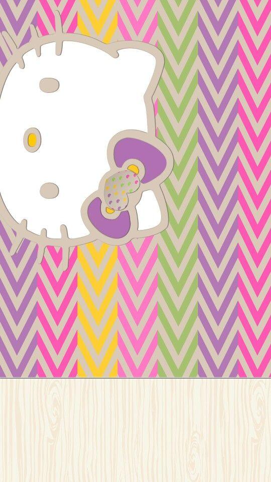 Hello Kitty Tapete Auf Rechnung : Hello Kitty Rainbow Wallpaper