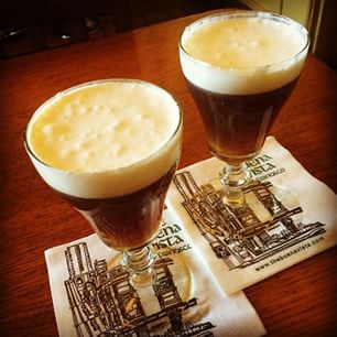 Irish Coffee at Buena Vista Café (2765 Hyde St.) | 35 Delicious Things To Eat In San Francisco That Aren't Burritos