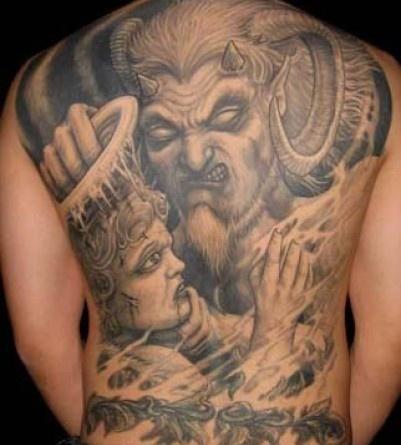 Angel Tattoos - Tattoos.net