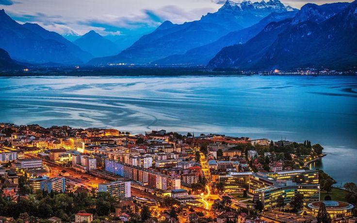 Швейцария, Женева