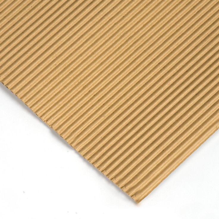 El cartón ondulado en rollo, al ser tan flexible, es un material idóneo para todo tipo de embalajes y protección de superficies y esquinas.