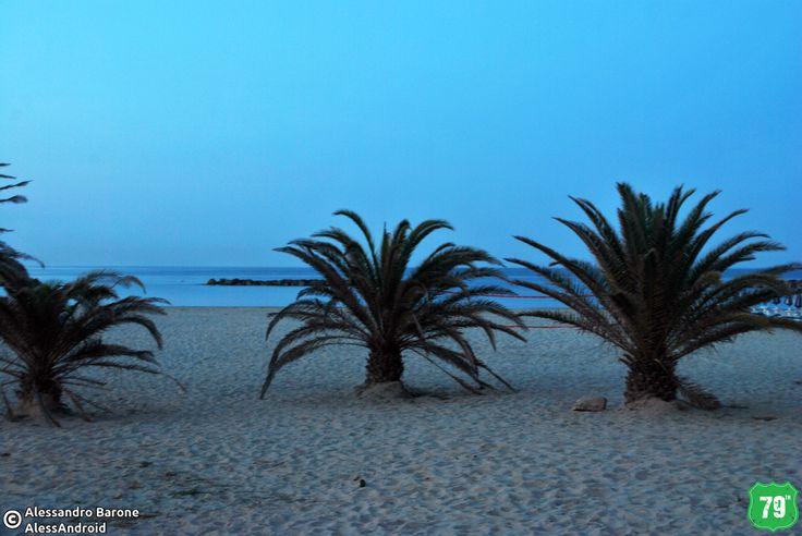 Spiaggia #SanBenedettoDelTronto #Marche #Italia #Italy #Viaggio #Viaggiare #Travel #AlwaysOnTheRoad