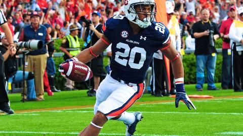Call it a Miracle Game!!! November 16  Auburn vs. Georgia 43-38!!! That play was unbelievable!!