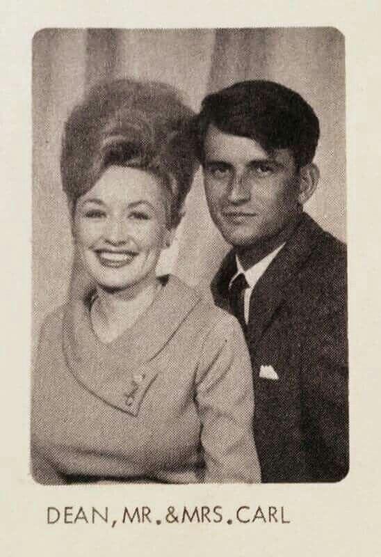 Mr. and Mrs. Carl Dean