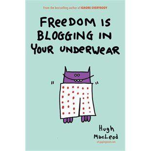 $15.96 Freedom Is Blogging In Your Underwear