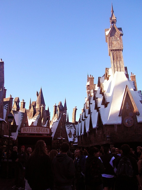The Wizarding World Of Harry Potter Places I Love