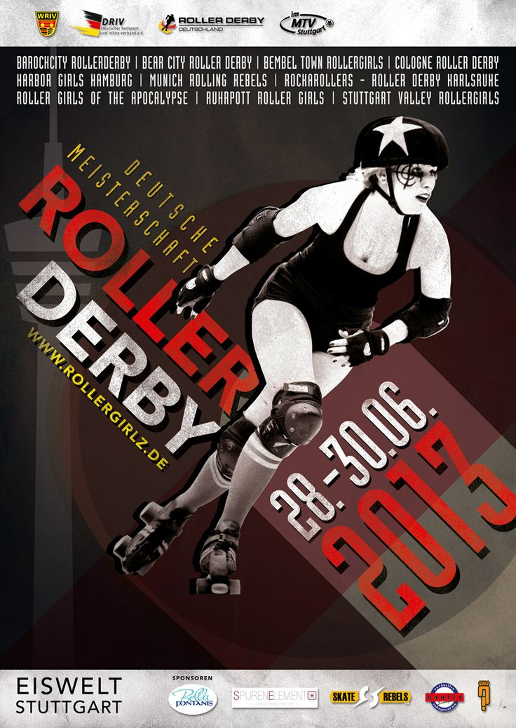 Roller derby dating