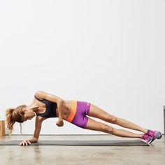 Set Your Abs on Fire With This Cheerleading-Inspired Workout