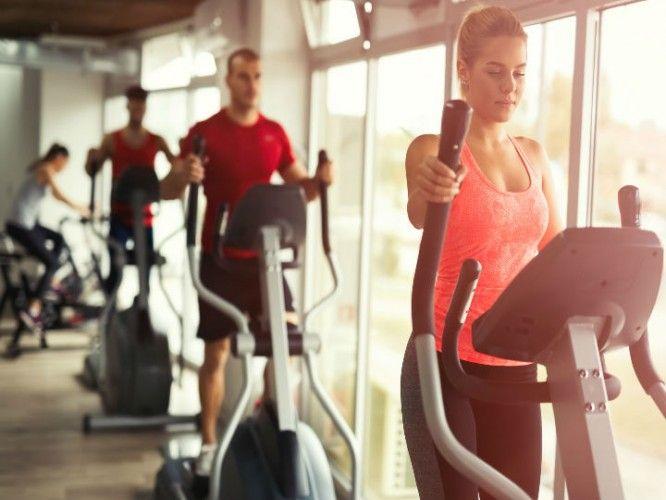 Resultado de imagen para Cómo sentirte más confiada al asistir a un gimnasio y no dejar ir en lo que resta del año.