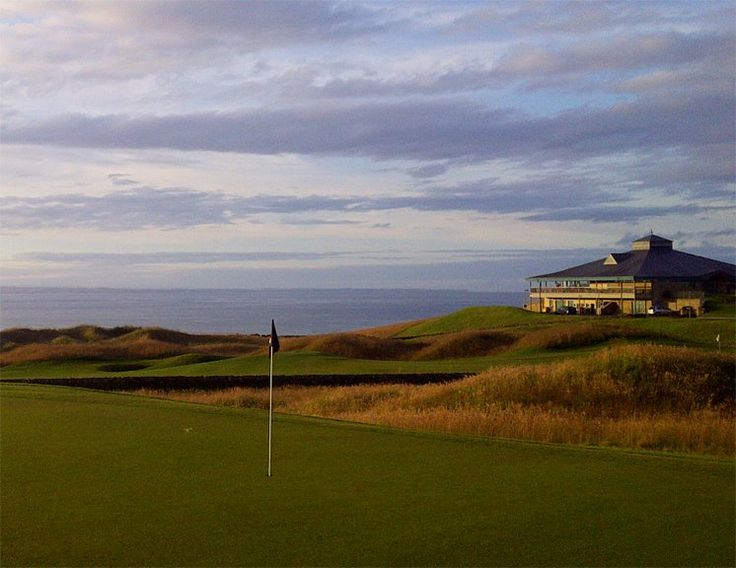 The Fairmont golf resort, St Andrews - Davidson Taxi Transfers