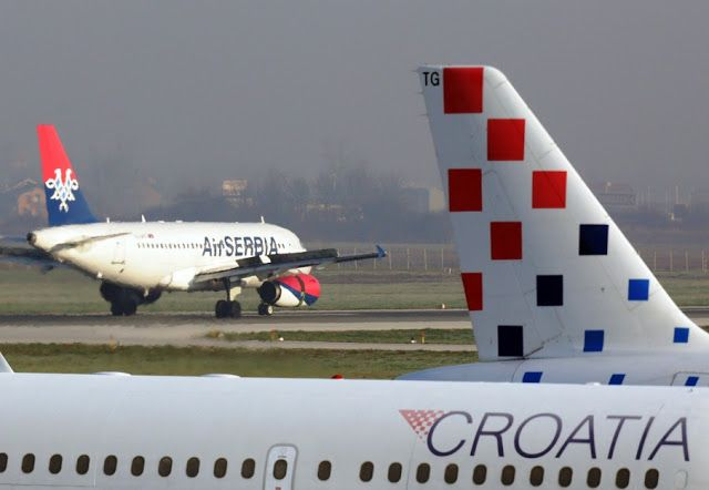 The Year Ahead For Ex Yu Airlines In 2020 Croatia Airlines Air Serbia Airlines