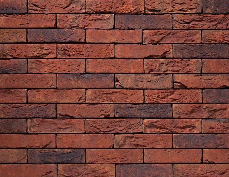 Rood bruine steenstrip - Safora | Vandersanden Bricks