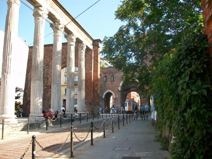 colonne s.lorenzo