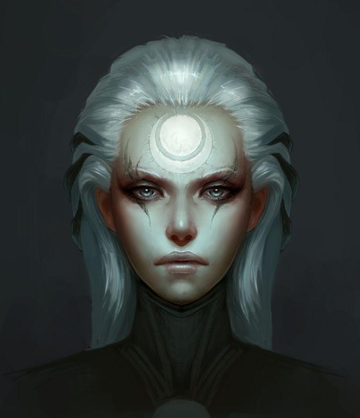 Diana Scorn Of The Moon by miresalaj.deviantart.com on @DeviantArt