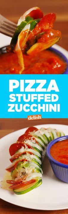 Top 25+ best Vegetarian stuffed zucchini ideas on ...
