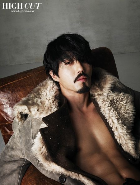 Cha Seung-Won (차승원) for High Cut.  #KDrama
