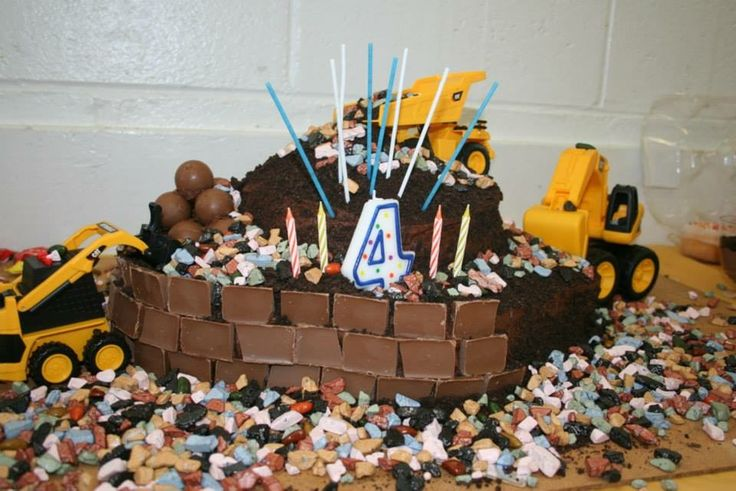 1000+ ideas about Construction Theme Cake on Pinterest ...