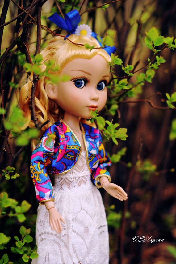 tonner doll patience