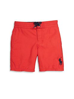Ralph Lauren - Toddler Boy's Swim Trunks