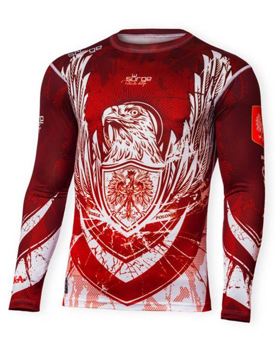 KOSZULKI   SPORTOWE   Sklep z koszulkami Polski i odzieżą patriotyczną ● SurgePolonia