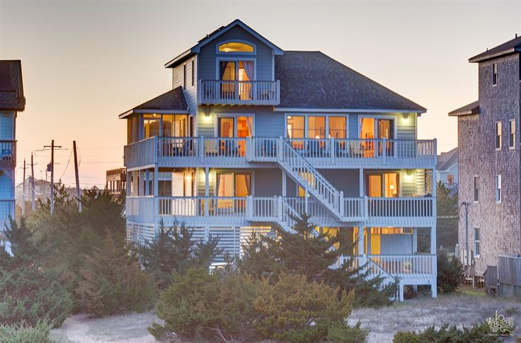 Summer Dream 364 is a 5 bedroom, 4 bathroom Oceanfront vacation rental in Salvo, NC. See photos, amenities, rates, availability and more details to book today!