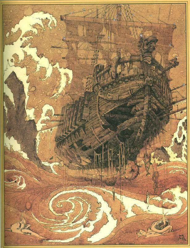 Кирилл Челушкин «Японские сказки» 1994