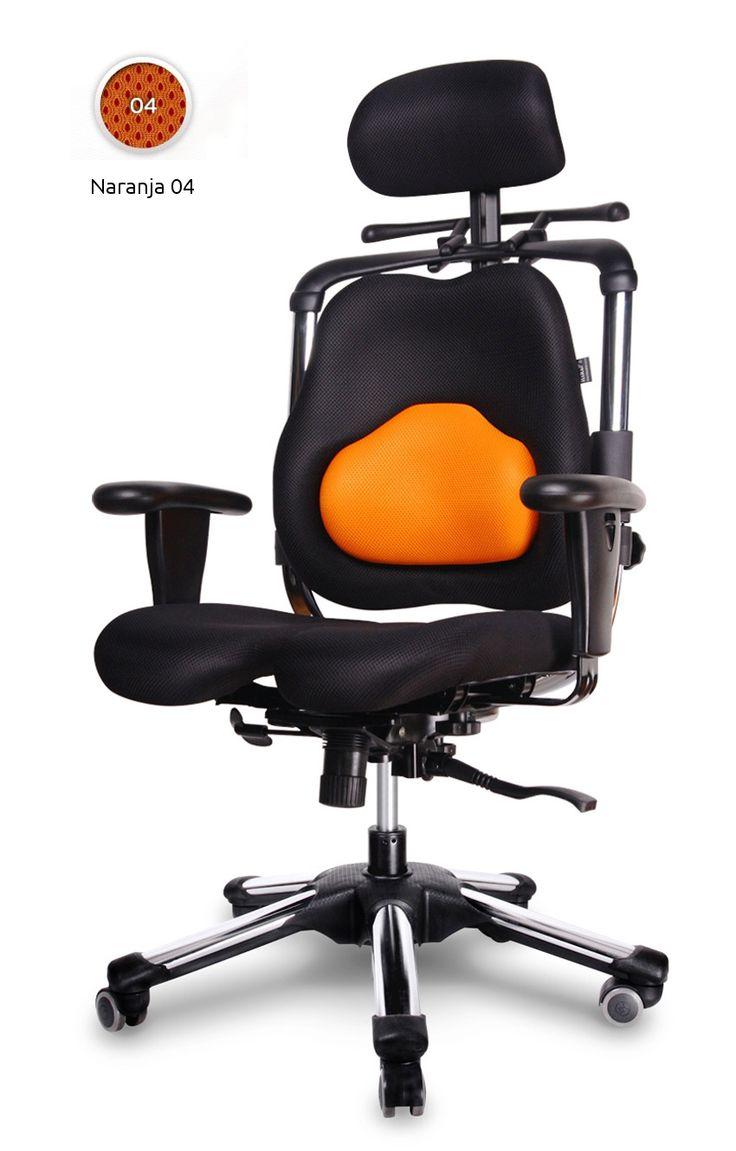 Mejores 18 im genes de silla ergon mica zenon en pinterest silla ergon mica oficinas y sillas - Sillas para la espalda ...