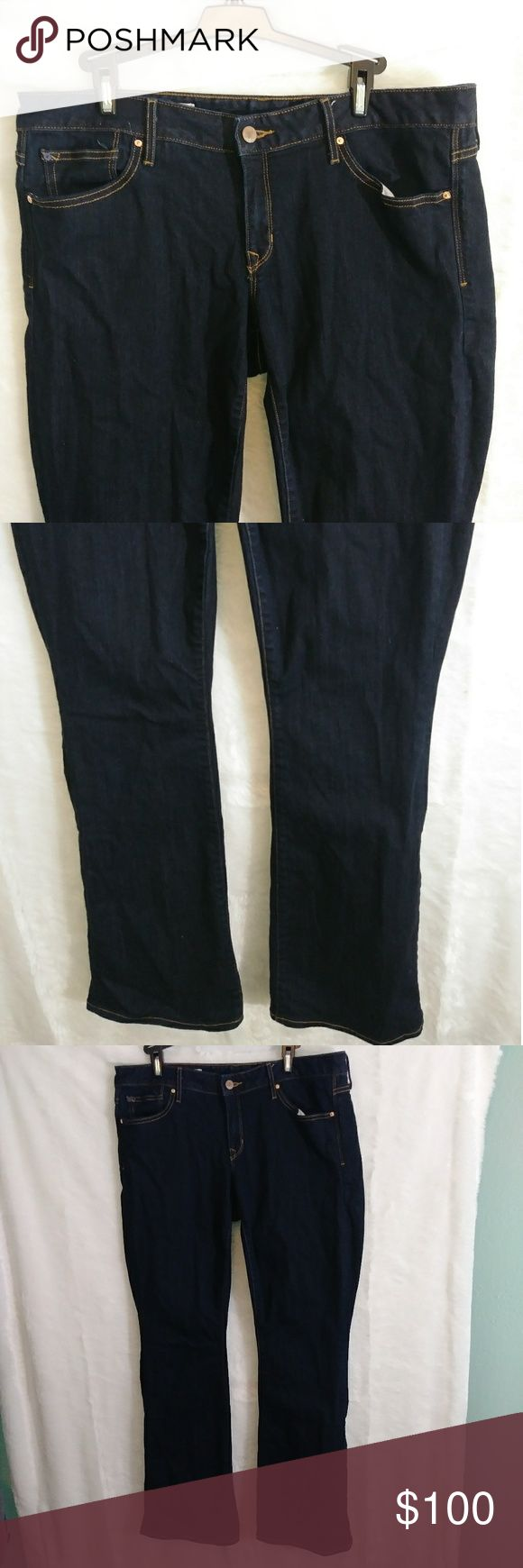 Gap Curvy Jeans Brand: Gap 1969 Size: 32r GAP Jeans Boot Cut