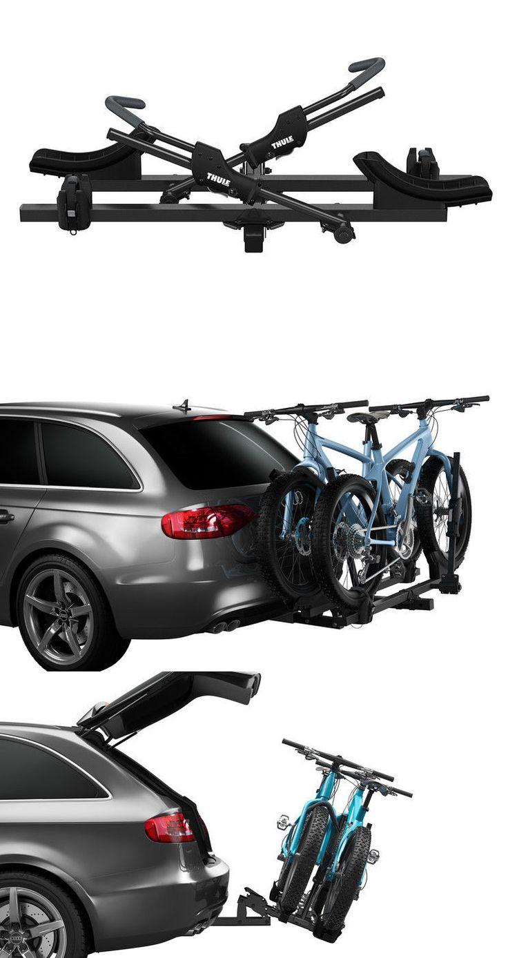 Car and truck racks 177849 thule 9044 t2 classic 2 bike rack for 2 receivers